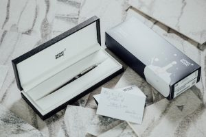 sophisticated pens from Mont Blanc