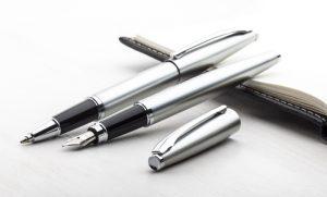 roller ball and fountain pen sets, pen gift ideas